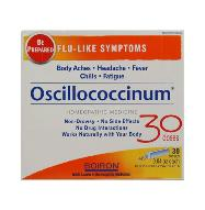 Oscillococcinium for flu-like symptoms
