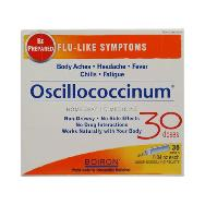 Oscillococcinium for flu-like symptoms Pandemic preparedness