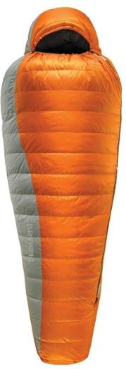 Thermarest down sleeping bag