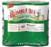 Pack of 10 Bumble Bee Tuna