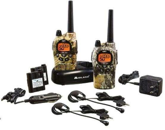 Midland affordable and powerful two way radio