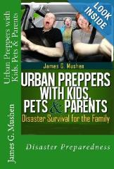 Urban prepping with kids