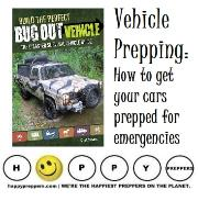 Vehicle prepping: how to get cars prepped for emergencies