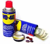 Diversion safe WD-40