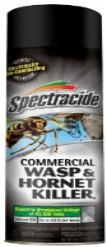 Wasp hornet killer spray as an improvised weapon