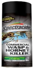 Wasp hornet spray makes an interesting self defense tactic