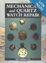 watch repair book