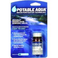 disinfectant: potable aqua