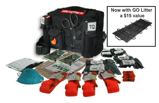 Active Shooter Casualty Response Kit