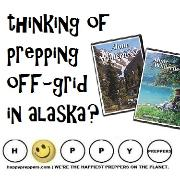 Thinking of prepping off grid in Alaska?