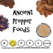 Ancient prepper foods