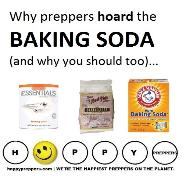 Why preppers hoard baking soda