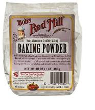 non-aluminum baking powder