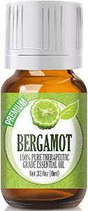 Premium Bergamot Essential Oil