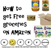 How to get free groceries on Amazon