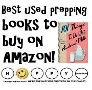 Best used prepping books on to buy on Amazon