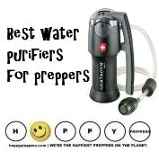 Best water purifiers for preppers