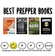 List of the 101 Best Prepper Books