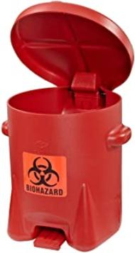 Biohazard bucket