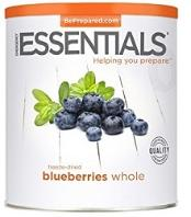 Emergency Esssentials ~ blueberries