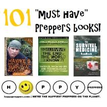 101  Must Have Prepper books
