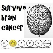 Survive brain cancer