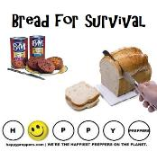 Bread for survival