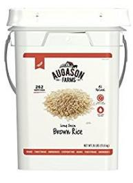 Augason Farms Brown Rice
