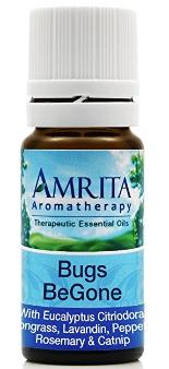 Bugs be gone essential oils