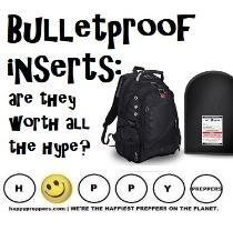bulletproof backpacks and inserts ~ are they worth the hype?