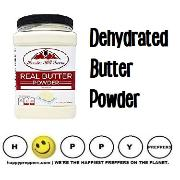 Dehydrated Butter Powder