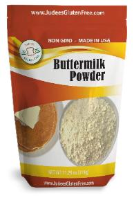 Non-GMO buttermilk powder