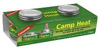 Camp heat ~ 4 two-packs