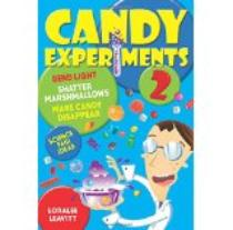 Candy experiments #2 book