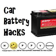 Car battery hacks