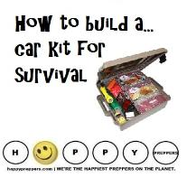 How to build a car kit for survival