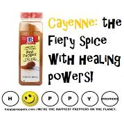 Cayenne Pepper and why to stock in your preps