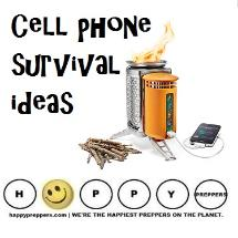 Cellphone survival ideas