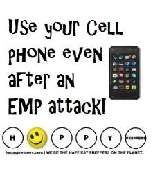 How to use your cell phone even after an EMP attack!