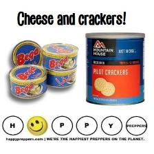 Pilot Crackers (cheese sold separately)
