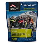 Mountain House Pro Pack ~ chicken teriyaki