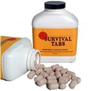 Chocolate Survival Tabs