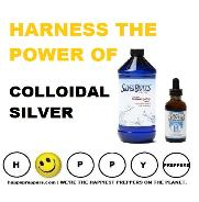 Harness the power of colloidal Silver
