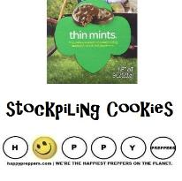 Stockpiling cookies for the prepper's pantry