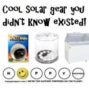 cool solar gear you didn't know existed