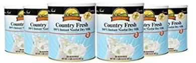 Country fresh milk by Augasson farms