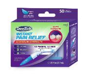 Dental Instant pain relief