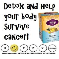 Detox to survive cancer