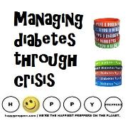 Managing diabetes through crisis