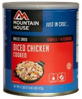 Mountain House #10 can - Diced Chicken